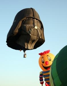 darth balloon