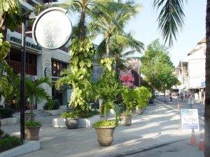 Balinese Starbucks
