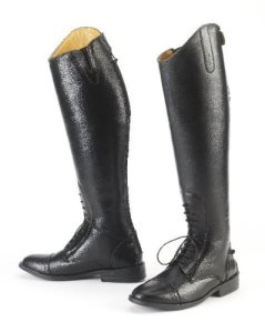 See? In the picture they look toy-sparkly, or like Thumbelina boots.