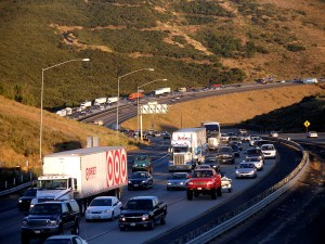 Trafficjamoninterstate5atpyramidlake[1]